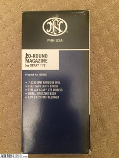 For Sale: FN 10/20 MAGAZINE