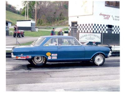 1964 Chevy II Drag Car