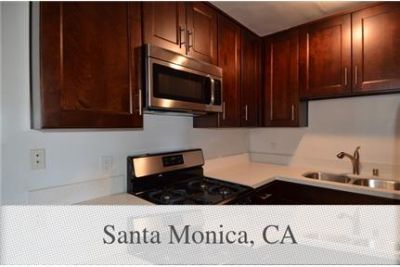 Santa Monica is the Place to be! Come Home Today. Parking Available!