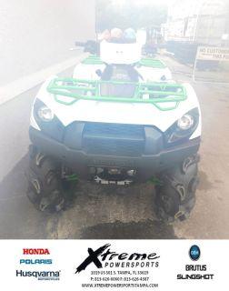 2018 Kawasaki Brute Force 750 4x4i EPS Sport-Utility ATVs Tampa, FL