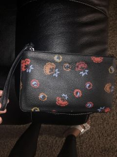 Large Couch Wristlet Wallet