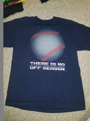 There is no off season Tshirt
