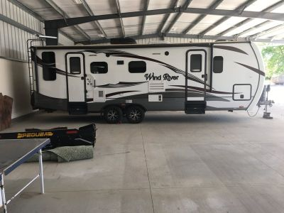2014 Outdoors RV Wind River 250 RDSW