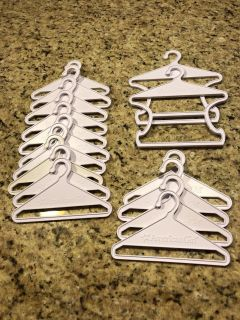 American Girl doll clothes hangers