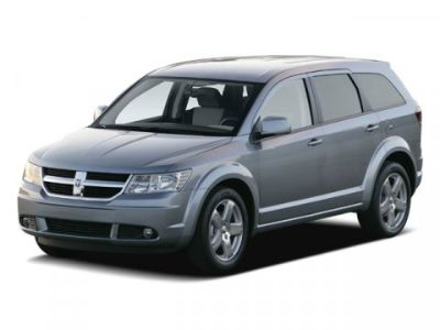 2009 Dodge Journey SE (Melbourne Green Pearl)