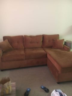 Small sectional 1 year old