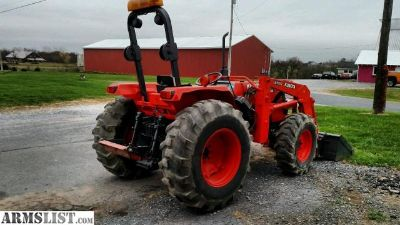 For Sale: 4x4 Diesel tractor