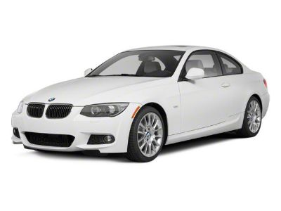 2011 BMW Integra 328i (Alpine White)