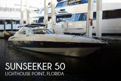 2003 Sunseeker Superhawk 48