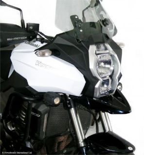 Purchase Kawasaki Versys 1000 2012 2016 Front High Fender Beak - MADE IN ENGLAND motorcycle in Ann Arbor, Michigan, United States, for US $209.95