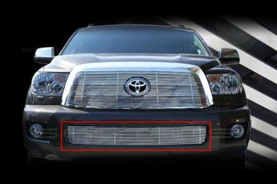 Purchase SES Trims TI-CG-200B 08-13 Toyota Sequoia Billet Grille Bar Grill Chromed motorcycle in Bowie, Maryland, US, for US $176.00