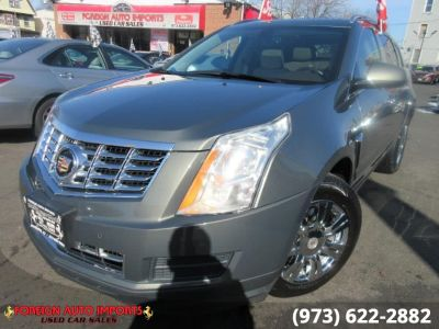 2013 Cadillac SRX Luxury Collection (Evolution Green Metallic)