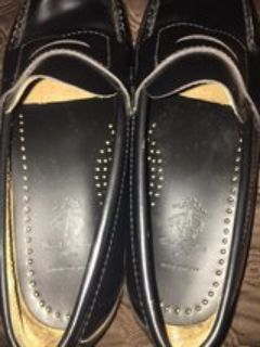 Brooks Brothers 41/2 young boys dress shoes