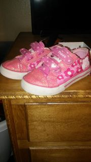 Peppa pig shoes size 8