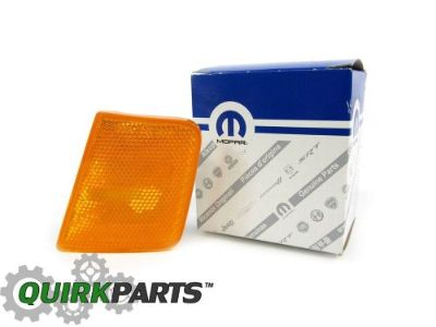 Buy 2005-2007 Jeep Liberty Driver Side LEFT Front Bumper Side Marker Lamp MOPAR OEM motorcycle in Braintree, Massachusetts, United States, for US $33.17