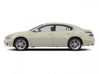2014 Nissan Maxima 3.5 SV (Pearl White)