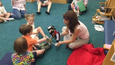 French Classes for Small Children in Chevy Chase