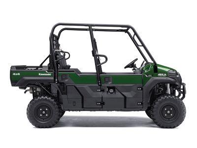 2017 Kawasaki Mule PRO-FXT EPS Utility SxS Utility Vehicles Littleton, NH