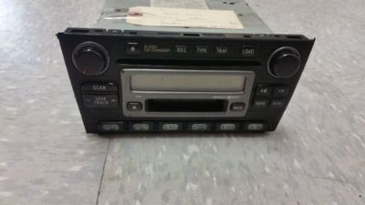Purchase ** Lexus is300 02 03 OEM Radio** motorcycle in Fort Lauderdale, Florida, United States, for US $60.99