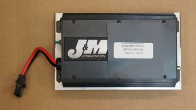 Sell USED J&M 250 WATT AMP FLHX FLHT 2 CHANNEL JAMP-250HC06 AMPLIFIER HARLEY BATWING motorcycle in Gambrills, Maryland, US, for US $99.00