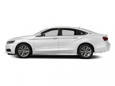 2018 Chevrolet Impala LT (Summit White)