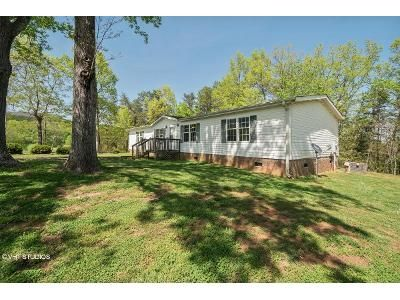 3 Bed 3 Bath Foreclosure Property in Mill Spring, NC 28756 - Lake Adger Rd