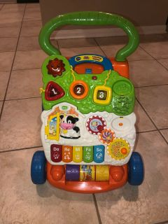 Vtech sit n stand learning walker