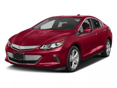 2018 Chevrolet Volt LT (Summit White)