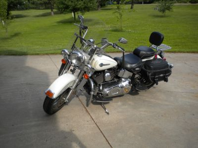 2004 Harley Davidson Heritage Softail Classic