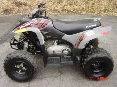 2017 Polaris Phoenix 200 Kids ATVs Brewster, NY