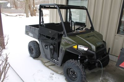 2019 Polaris Ranger 570 Utility SxS Adams, MA