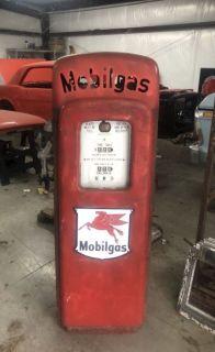 M&S 80 Scriptop Mobilgas