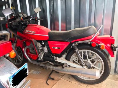 1984 Moto Guzzi OTHER