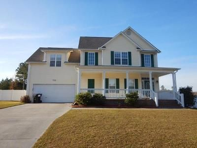 4 Bed 3 Bath Foreclosure Property in Hubert, NC 28539 - Middleridge Dr