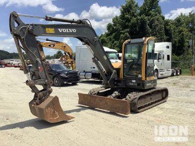 2013 (unverified) Volvo ECR88 Mini Excavator