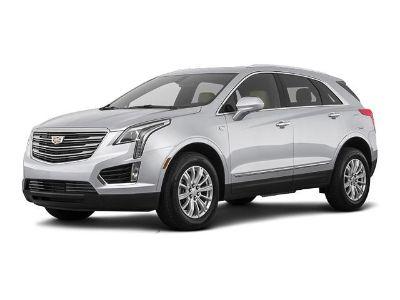 2019 Cadillac XT5 (radiant silver metallic)