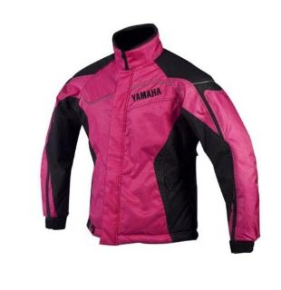 Buy YAMAHA OEM Women's Yamaha Trail Jacket Fuchsia Size 06 motorcycle in Maumee, Ohio, US, for US $89.99