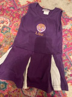 LSU dress size 5