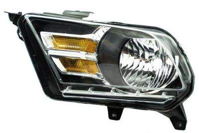 Purchase 2010-2012 Ford Mustang Driver Side Headlight motorcycle in Croswell, Michigan, US, for US $80.00