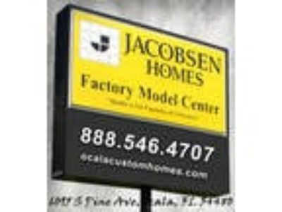 Jacobsen Homes - Factory Outlet - Jacobsen Modular Homes -Jacobsen Mobile Homes