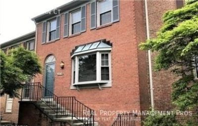 3 BR All Brick Townhome