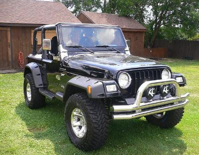 $2,243, For Sale 1997 Jeep Wrangler