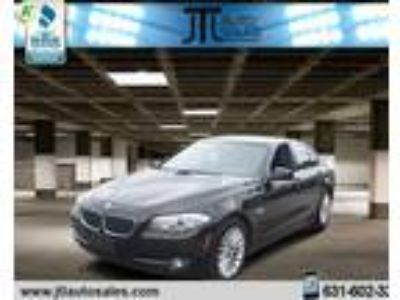 $16990.00 2012 BMW 535i with 75998 miles!