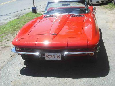 64 Corvette Roadster