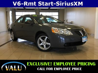 2009 Pontiac G6 GT (Dark Steel Gray Metallic)