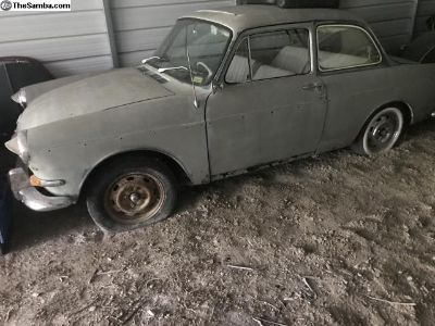 1965 VW Notchback w/Sunroof *complete project*