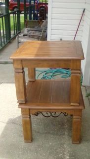 Brand new end tables