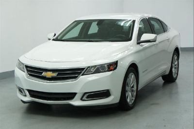 2017 Chevrolet Impala LT (Summit White)