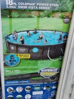 18 foot pool
