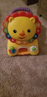 Baby ride on and walk toy.